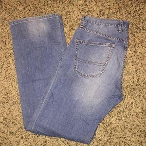 Men's Lucky Jeans 33x34 221 Original Straight